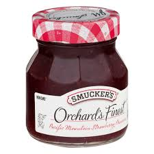 smuckers orchard 39 s finest pacific mounn strawberry preserves 12 oz