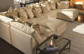 Full Size of Sofa:sectional With Large Ottoman Interesting Living Room  Interior Using Large Sectional ...