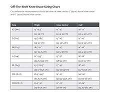 Donjoy Knee Brace Size Chart Donjoy Deluxe Hinged Knee Brace Drytex Wrap Around Open Popliteal X Large