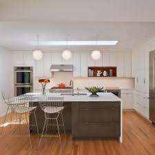mid century modern kitchen white. Updated, Open Kitchen Mid Century Modern White
