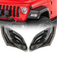 Looking for your next, bigger and beefier tire and wheel combination to take on a new rock crawling trail? 2020 Smoke Led Side Marker Light For Wrangler Jl Jeep Accessories Sidemarkers For Gladiator Jt Rubicon Overland Sahara 2018 Buy Smoke Led Side Marker Light For Wrangler Jl Jeep Accessories Sidemarkers For Gladiator Jt Rubicon Overland Sahara
