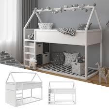 Bett für kleinkinder (mit gitter) oder kinder (ohne gitter) könnte bei der. Vitalispa Haus Hochbett Pinocchio Spielbett Real De