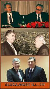 Image result for dogovor tudjman i milosevic u pantovčaka