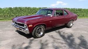 1970 Chevy Nova SS For Sale~383 Stroker~4 Speed~Nut & Bolt ...