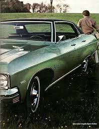1970 Impala Specs, Colors, Facts, History, and Performance ...