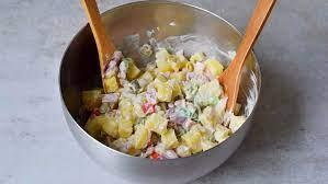 vegan potato salad oil free guilt