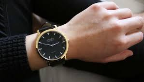 the best gold watches for men the idle man how to wear a gold watch black strap men