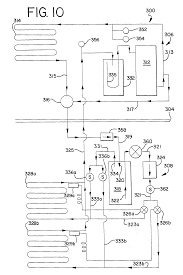patent ep0992749a2 ice making machine cool vapor defrost patent drawing