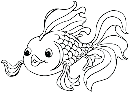 printable fish coloring pages interesting to print fishing on and book jellyfish colouring