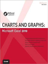 Excel Graphs And Charts 2010 Amazon Com Charts And Graphs Microsoft Excel 2010 Mrexcel