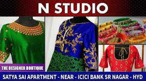 Designer Boutiques In Hyderabad N Studio Designer Boutique Sr Nagar Hyederabad Boutiques In Hyderabad