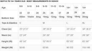 Billabong Boys Size Chart Billabong 73 X Stripe Boardshorts Boys