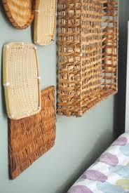 interior how to hang a basket wall 15 min decor day 10 making lemonade cool