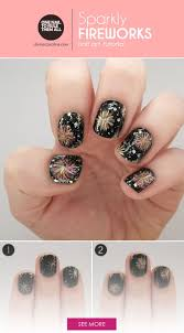 Best 25+ Firework nails ideas on Pinterest | Firework nail art ...