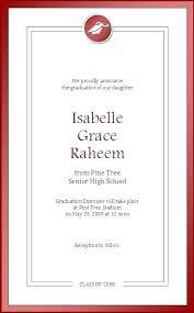 Formal Graduation Announcements Formal High School Graduation Announcements Graduation Announcement