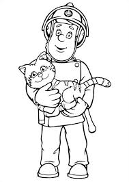 Small Picture Kids n funcom 38 coloring pages of Fireman Sam