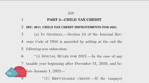 Important changes to the child tax credit will help many families get advance payments of the credit starting this summer. New Child Tax Credit Explained When Will Monthly Payments Start Ktvb Com
