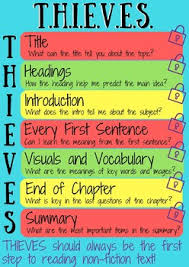Informational Text Anchor Chart Bundle