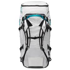 Alpine Light Mountain Hardwear Alpine Light 50 Backpack Mountaineering Backpack White 50 L M L