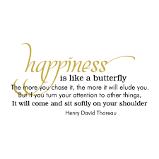 Butterfly Quotes Enchanting Happiness Butterfly Wall Quotes™ Decal WallQuotes