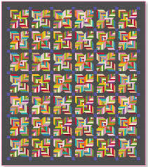 free pattern = Maisy Daisy queen size quilt by Maho Schwartz ... & free pattern = Maisy Daisy queen size quilt by Maho Schwartz | McCalls  Quilting. Adamdwight.com