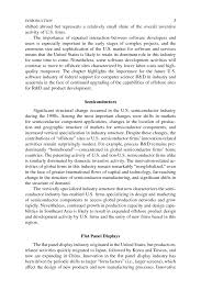 introduction innovation in global industries u s firms  page 5