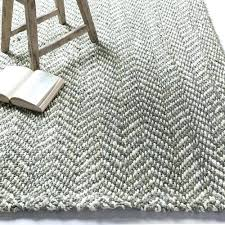 wool jute rug wool and jute rug chunky wool and jute rug pottery barn in grey