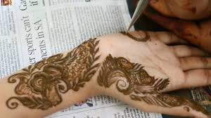Western Mehndi Design For Young Girls Diy Beautiful Girlish Henna