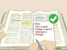 4 Ways To Write A Literary Analysis Wikihow