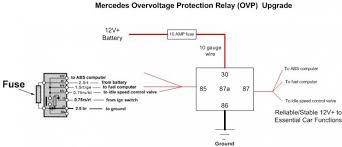 ovp relay upgrade ideas mercedes benz forum click image for larger version ovp upgrade jpg views 1295 size
