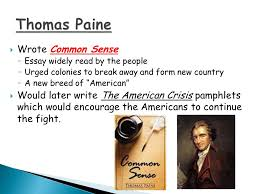 thomas paine common sense essay feminism essay feminism essays and papers helpme feminism feminism essay outline english dr statlander at barry · an essay on thomas paine