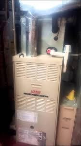 lennox elite furnace. lennox 90,000 btu gas furnace starting up elite r