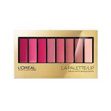 colour riche la palette lip pink