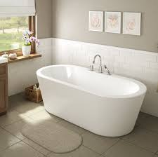 ... Bathtubs Idea, Stand Alone Bathtub Freestanding Tub Home Depot Bath And  Shower Una 71 X ...