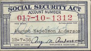 Louis On The Security History Your Social Card - Lesson Physician Financial Of Author Scatigna