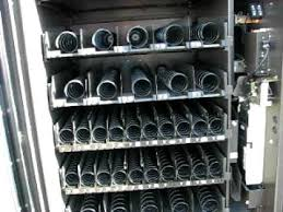 Rowe Vending Machine Gorgeous Rowe 48S Vending Machine YouTube