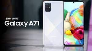 Hình ảnh rất mới của Samsung khi tung ra Galaxy A71