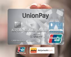 Atijari Wafa Banc Unionpay Cards Are Now Accepted At Atms Of Moroccos