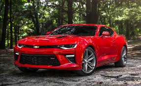 2016 Chevrolet Camaro SS Automatic Test – Review – Car and Driver