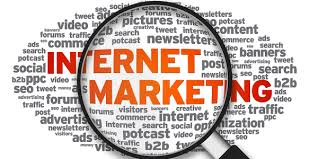 بازاریابی الکترونیکی با بازاریابی اینترنتی