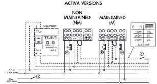emergency lighting wiring diagram wiring diagram simple emergency light