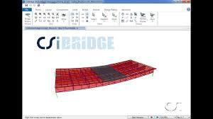 Autodesk Structural Bridge Design Tutorial Structural Bridge Design Software Csibridge