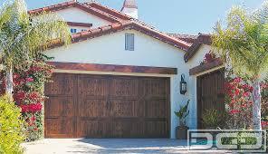 wood garage door styles. Spanish Colonial 12 | Custom Architectural Garage Door Wood Styles