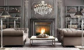 orb clear crystal chandelier restoration hardware casbah decorating ideas for your home