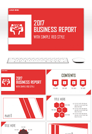 Awesome Business Management Report Research Ppt Template For