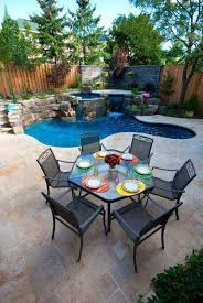 Backyard Design With Pool Simple Inspiration