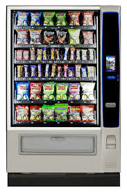 Vending Machine Uk New Merchant MEDIA Ambient Crane Merchandising Systems Vending