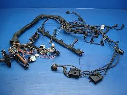 bmw e39 528i oem complete engine wiring harness dme egs bmw e39 528i oem complete engine wiring harness dme egs 12511436191