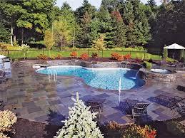 pacific pools vinyl liner swimming pools inground