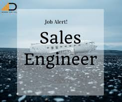 Job Vacancy- Sales Engineer - Duma Works Blog
